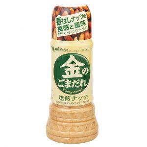 金芝麻酱焙煎坚果味