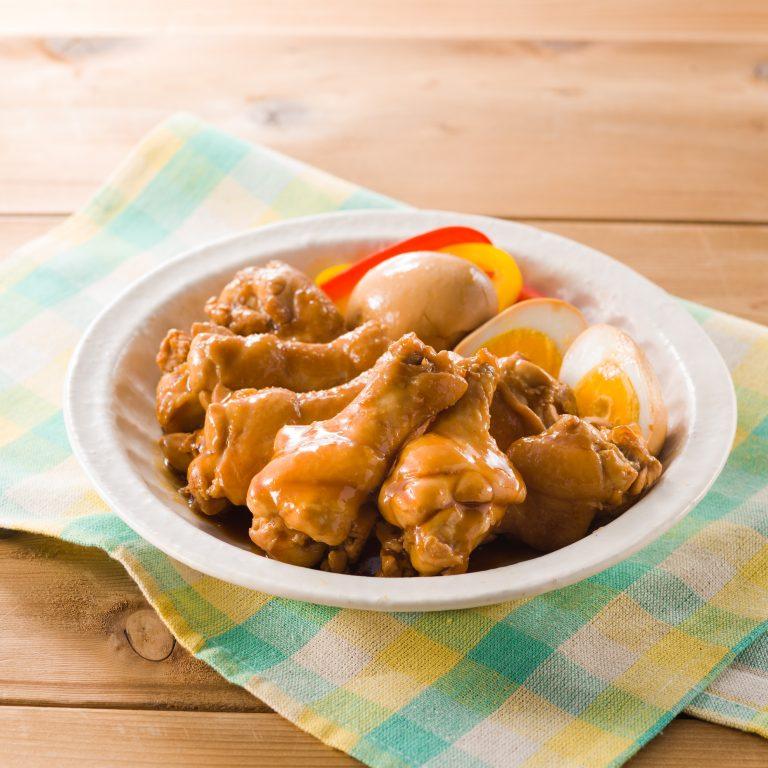 담백한 닭고기 조림