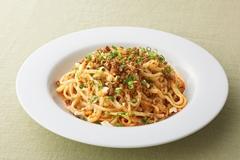 Brothless Tantanmen Noodles