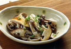 奶油嫩煎鮮菇食譜