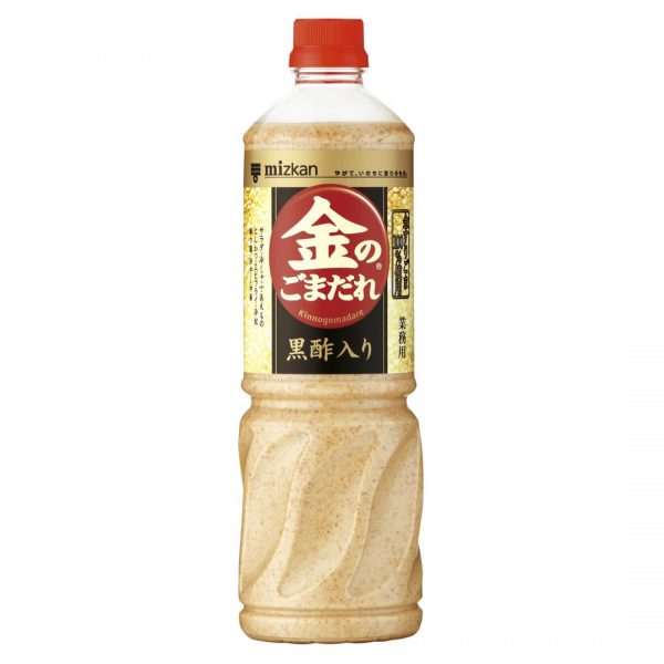 Sesame Sauce with Brown Rice Vinegar 1055g