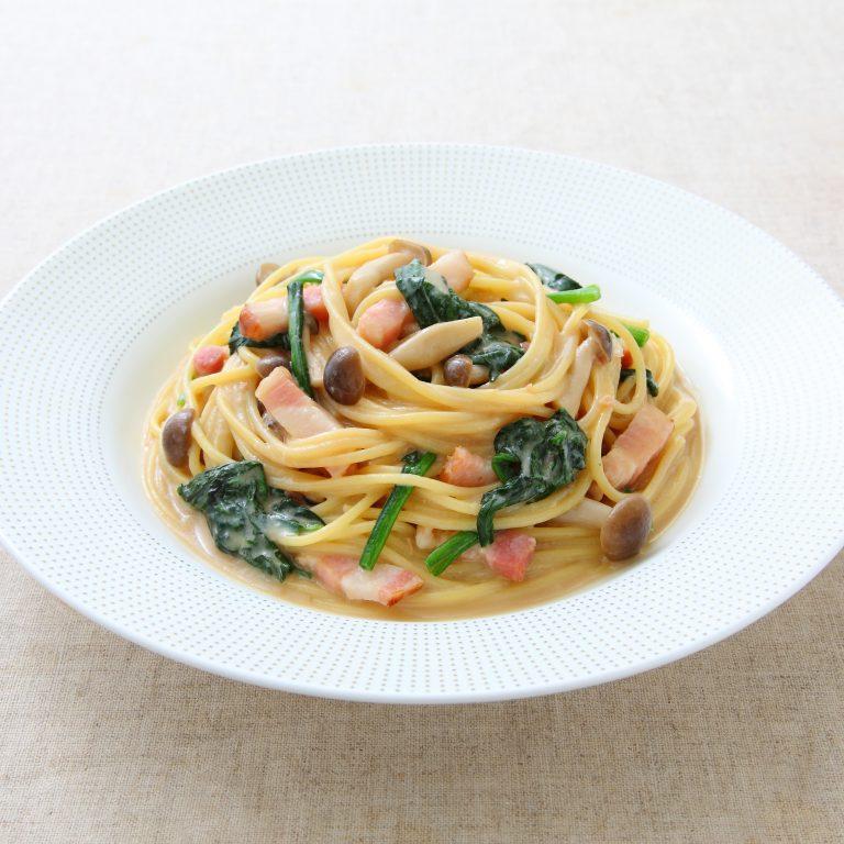 鰹魚調味露醬汁義大利麵