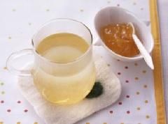橘皮果酱&苹果热醋饮