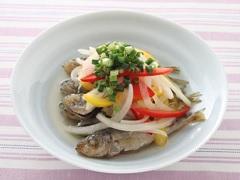 小竹夹鱼的南蛮渍