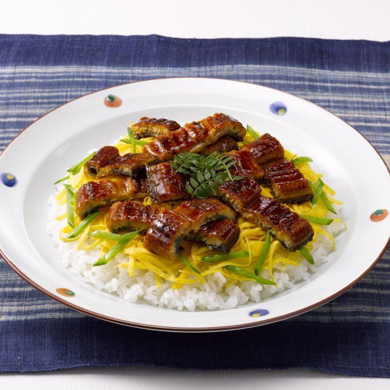 鰻魚壽司飯
