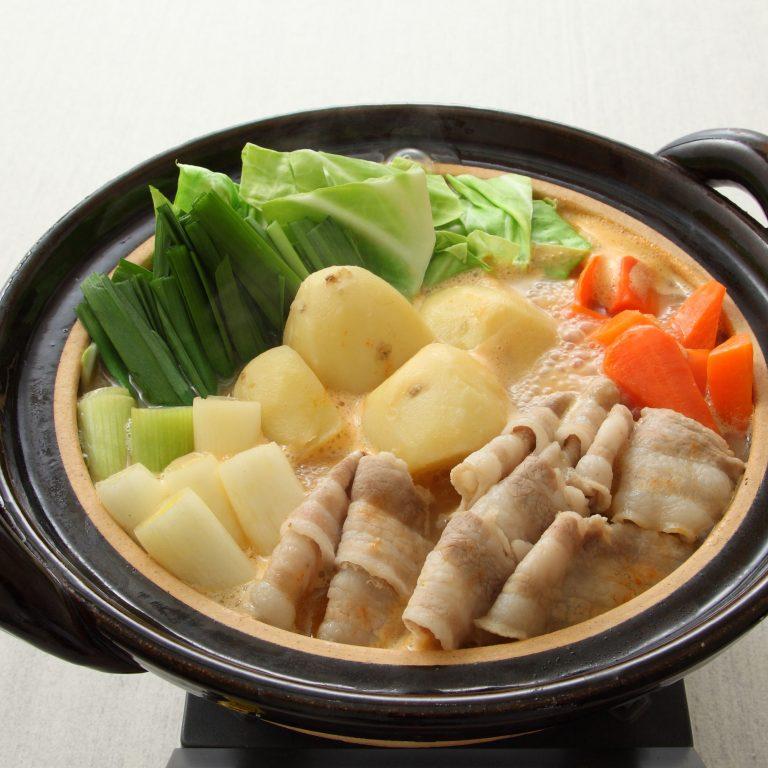 ガムジャタンスタイルの鍋