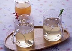 生薑蜂蜜醋飲