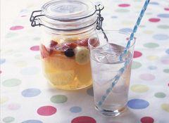 綜合水果碳酸飲料