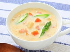 鰹魚風味牛奶蔬菜濃湯
