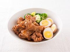 Simmered Chicken