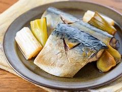 爽口燉鯖魚