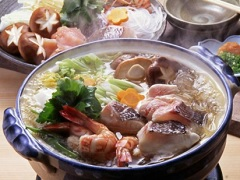 Mixed Hot Pot (Yose Nabe)