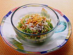 蔬菜切絲沙拉