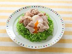 春高麗菜涮肉片