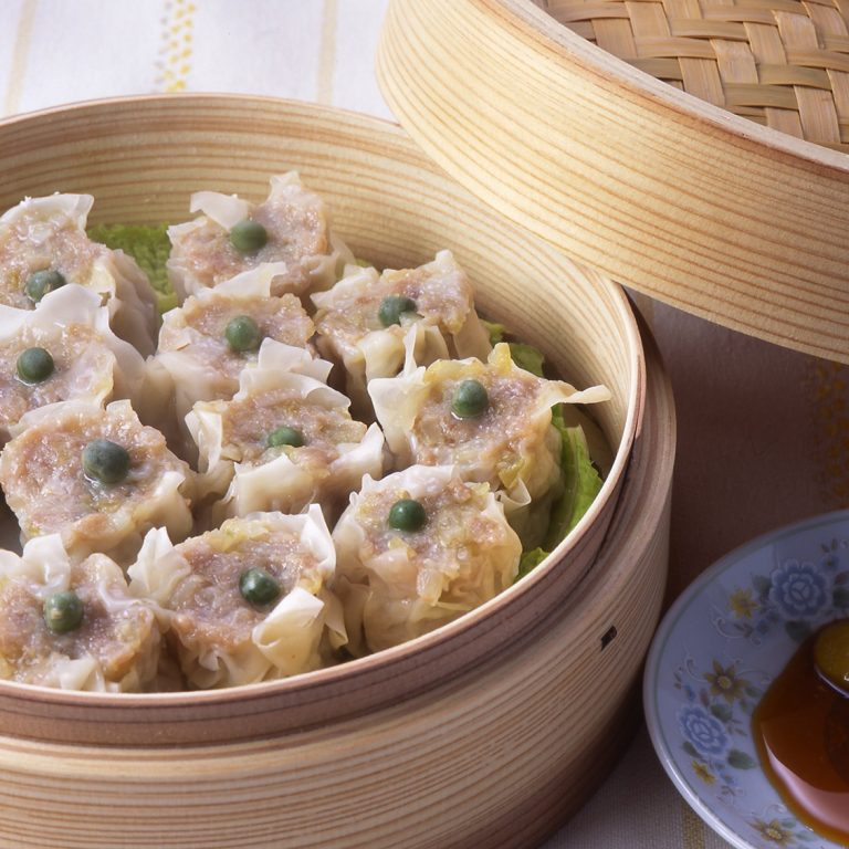 Shumai (Chinese-style Dumplings)